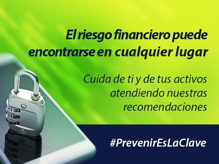 Prevenir es la clave Blog 1 768x576 - #PrevenirEsLaClave | Te brindamos útiles consejos para tus hábitos bancarios