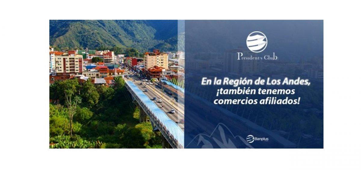 1 Presidents Club en región Los Andes 1200x565 - President's Pay, tu mejor aliado en la región Los Andes | Conoce los comercios afiliados