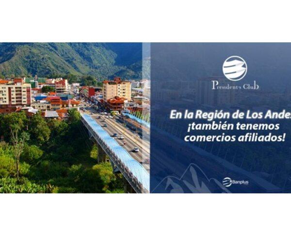 1 Presidents Club en región Los Andes 600x490 - President's Pay, tu mejor aliado en la región Los Andes | Conoce los comercios afiliados