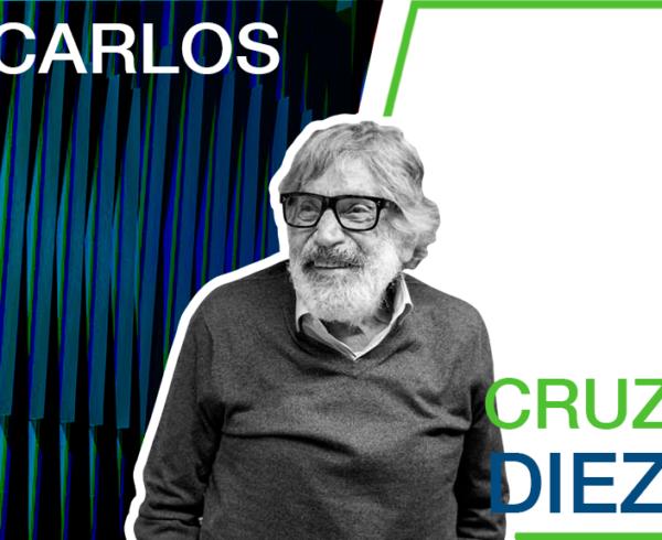 CARLOS CRUZ DIEZ TAMAÑO NUEVO 600x490 - Biografía de Carlos Cruz-Diez | Venezolanos Insignes de la Modernidad 2020