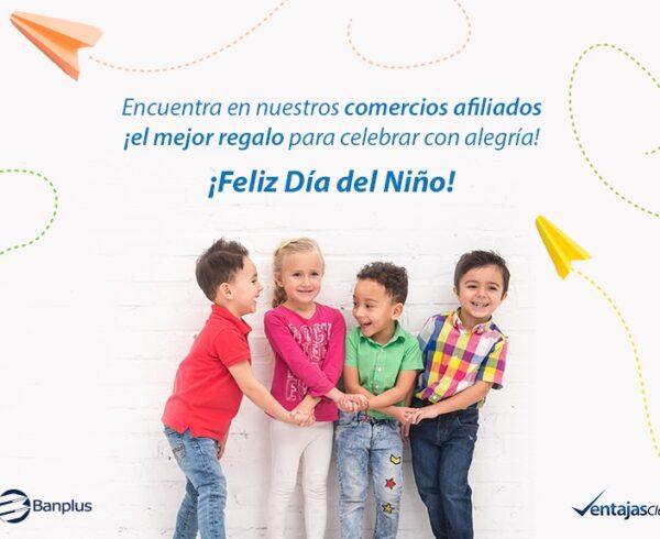 Dia del Niño para blog Banplus 600x490 - Desde Banplus brindamos opciones para consentir a los pequeños en su día
