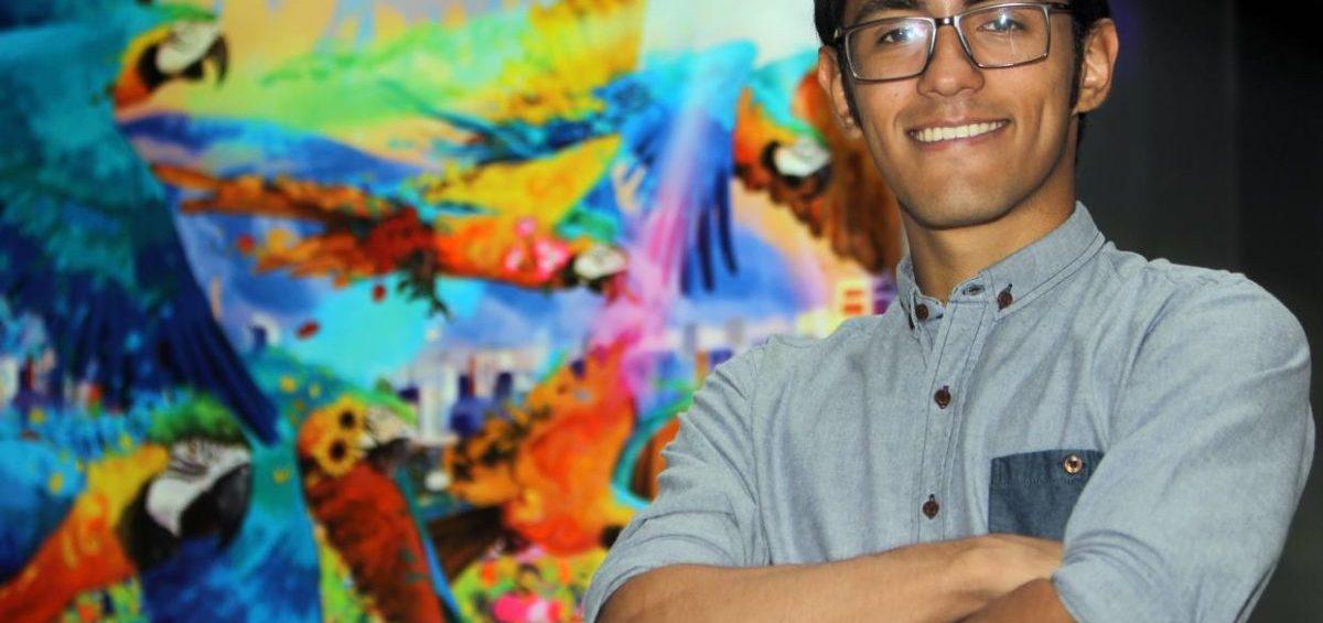 Oscar Olivares con Banplus 1200x565 - Pequeños y grandes de Banplus motivados a descubrir sus talentos | De la mano de Oscar Olivares, artista