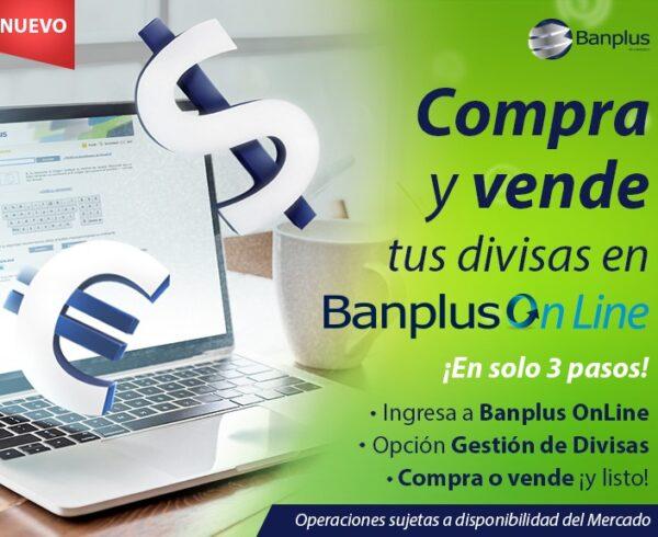 Blog Operaciones de Divisas por Bol 600x490 - ¡Ya está disponible la compra y venta de divisas en Banplus Online!