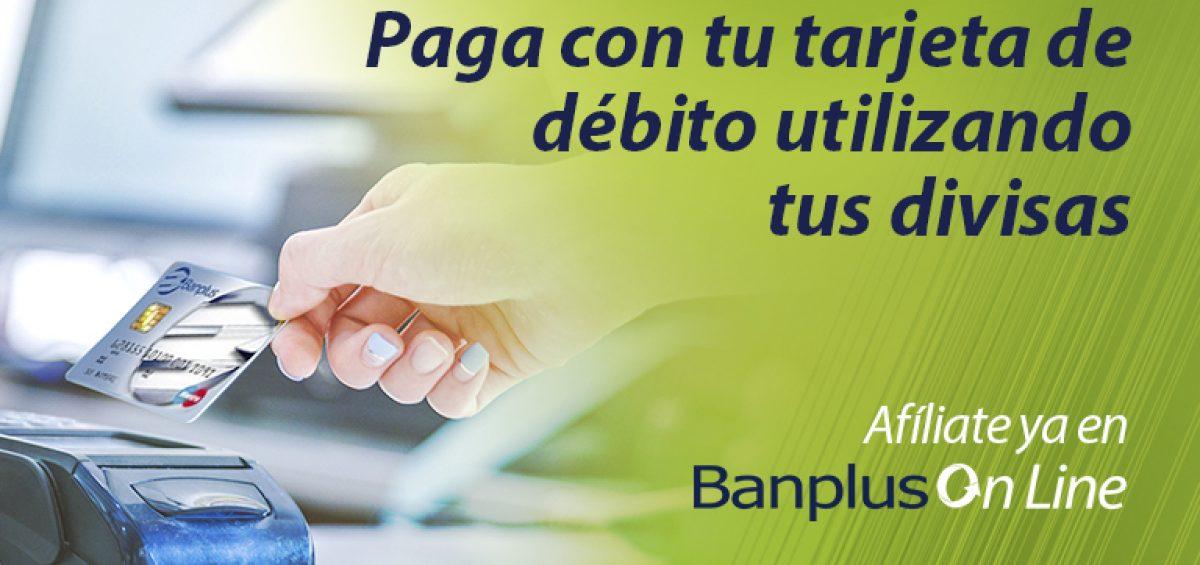 Blog paga TDD DIVISAS 1200x565 - ¡Ahora puedes pagar tus compras en bolívares, utilizando tus divisas! | Novedoso servicio en las cuentas Banplus