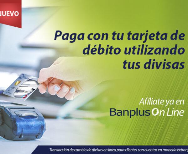Blog paga TDD DIVISAS 600x490 - ¡Ahora puedes pagar tus compras en bolívares, utilizando tus divisas! | Novedoso servicio en las cuentas Banplus