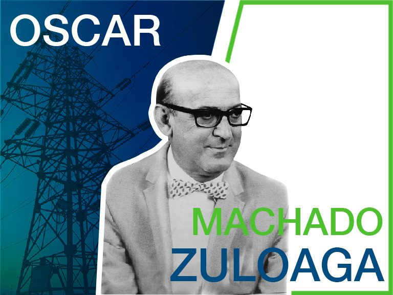OSCAR MACHADO ZULOAGA TAMANO NUEVO 768x576 - Biografía de Oscar Machado Zuloaga | Venezolanos Insignes de la Modernidad 2020