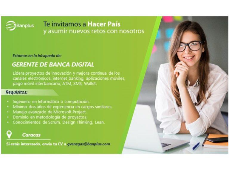 20201014 Vacante Gerente de Banca Digital Blog 768x576 - Buscamos Gerente de Banca Digital | Octubre, 2020