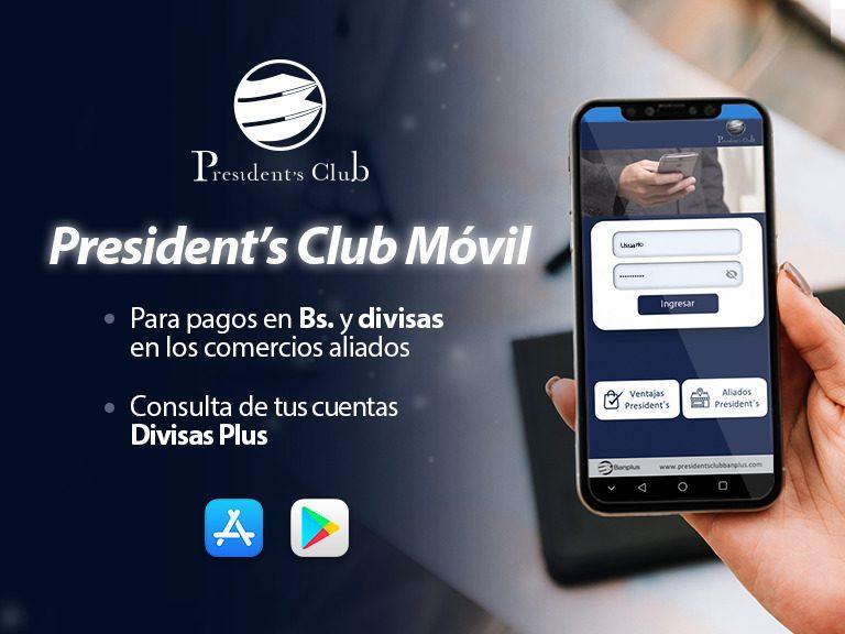 BANNER BLOG AJUSTADO PCM 1 768x576 - ¡Ahora con la aplicación President's Club Móvil tus pagos son más cómodos! | Exclusivo para miembros President's Club