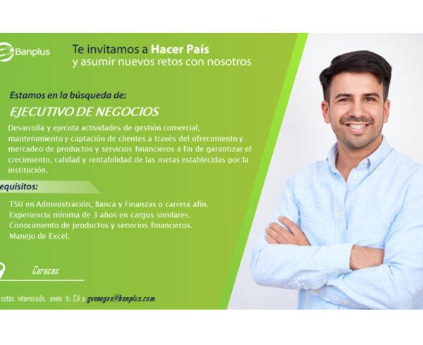 20201126 Vacante Ejecutivo de Negocios Blog 600x490 - Buscamos Ejecutivo de Negocios | Noviembre, 2020