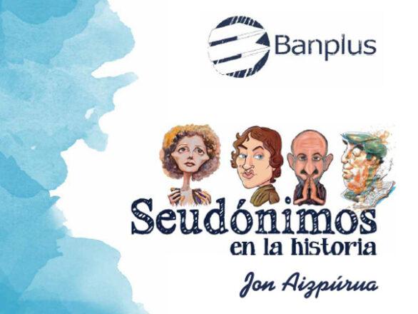 Seudonimos de la historia Portada Blog 586x440 - #QuédateEnCasa y disfruta una buena lectura: Seudónimos en la historia | Ediciones Banplus