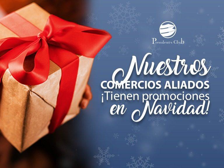 Boletin Navidad 768x576 - Exclusivas alianzas de President's Club en Navidad | Nº 1