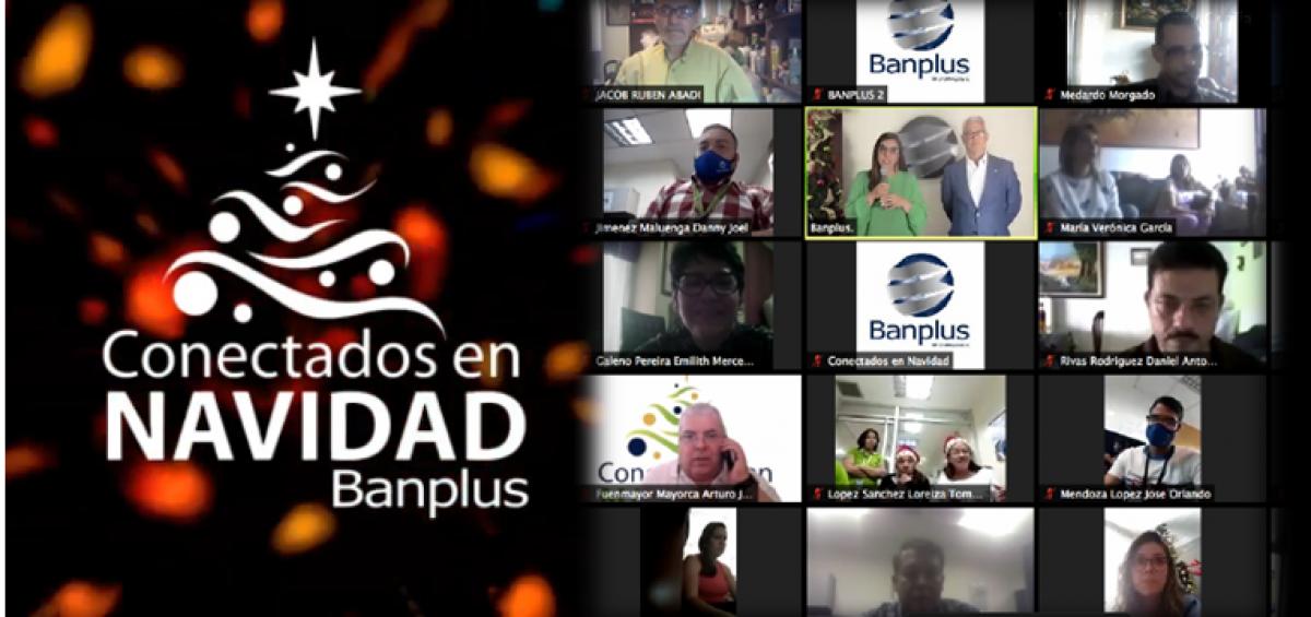 Conectados en Navidad Portada Blog 1200x565 - En Banplus nos conectamos para celebrar en Navidad con un innovador evento