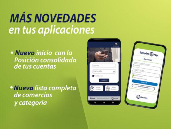 blog banplus pay PC 586x440 - Brindamos nuevas funcionalidades en las app  President's Club Móvil y Banplus Pay
