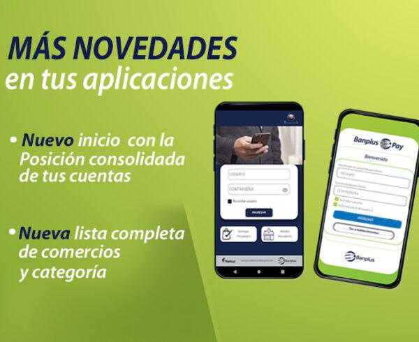 blog banplus pay PC 600x490 - Brindamos nuevas funcionalidades en las app  President's Club Móvil y Banplus Pay