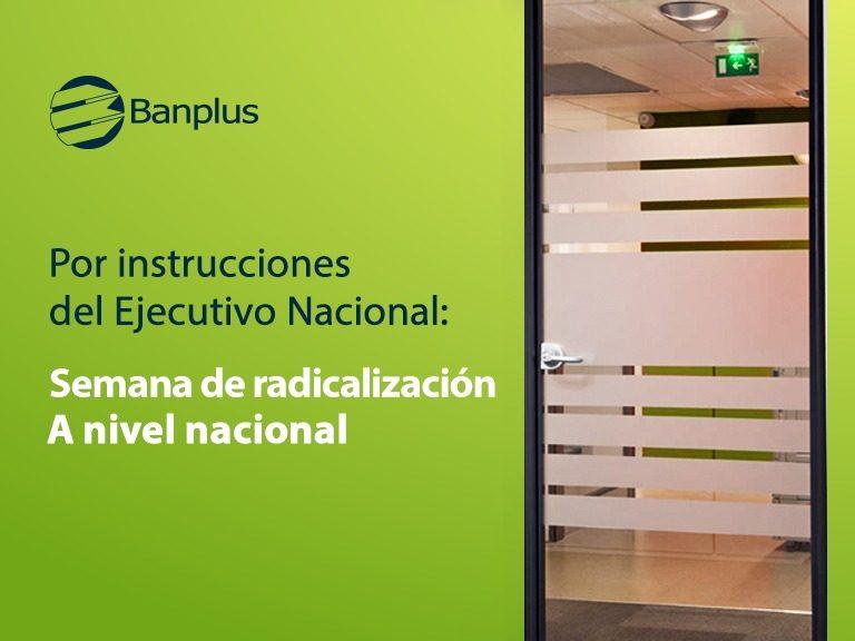 Radicalizacion 1 768x576 - Cumplimos semana radical del 20/04/2021 al 23/04/2021 | Utiliza nuestros canales electrónicos