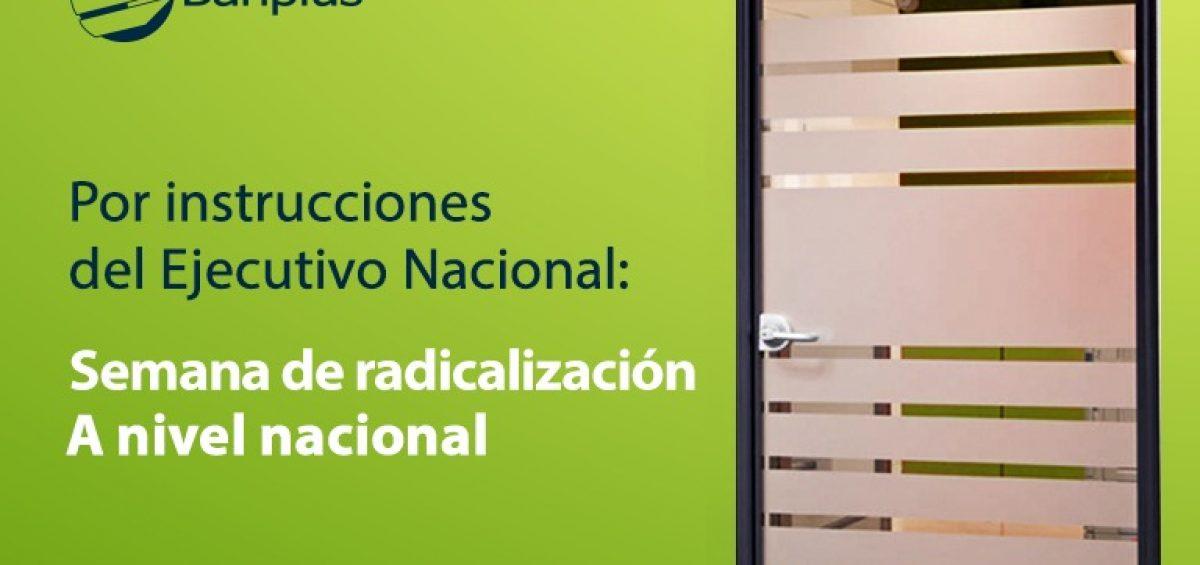 Radicalizacion 2 1200x565 - Cumplimos semana radical del 18/01/2020 al 22/01/2020   Utiliza nuestros canales electrónicos