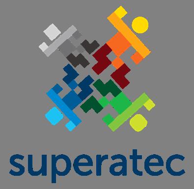 logo Superatec - Solidaridad | ¡En el 2021 continuemos impulsando vidas a través de un clic!