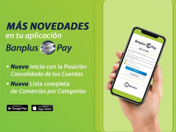 Banplus Pay 586x440 - ¿Qué esperas? | Si tienes Divisas Plus realiza tus transacciones desde la app Banplus Pay