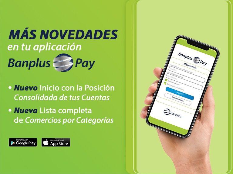 Banplus Pay 768x576 - ¿Qué esperas? | Si tienes Divisas Plus realiza tus transacciones desde la app Banplus Pay
