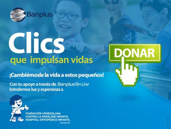 BLOG FUNDACION CONTRA LA PARALISIS INFANTIL APORTES BOL 586x440 - Solidaridad | Impulsemos vidas a través de un clic: Fundación Venezolana Contra la Parálisis Infantil