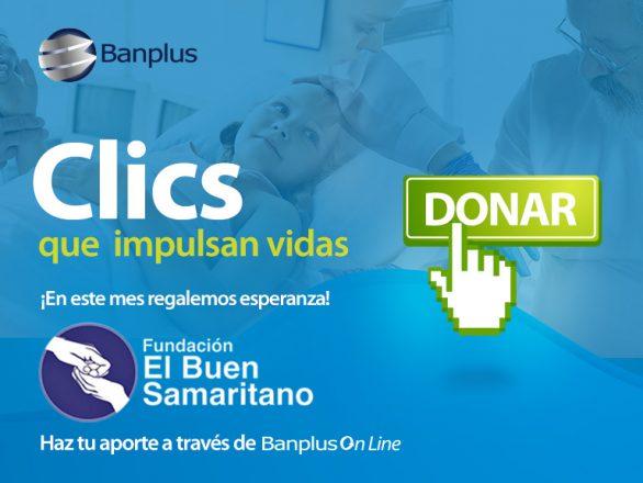BLOG FUNDACION EL BUEN SAMARITANO APORTES BOL 586x440 - Solidaridad | Impulsemos vidas a través de un clic: Fundación El Buen Samaritano
