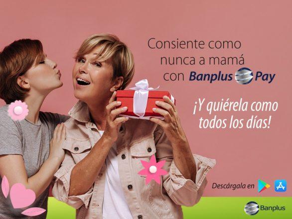 Dia de la Madre blog 586x440 - ¿Buscas regalo para mamá? ¡Consíguelo en tu App Banplus Pay!