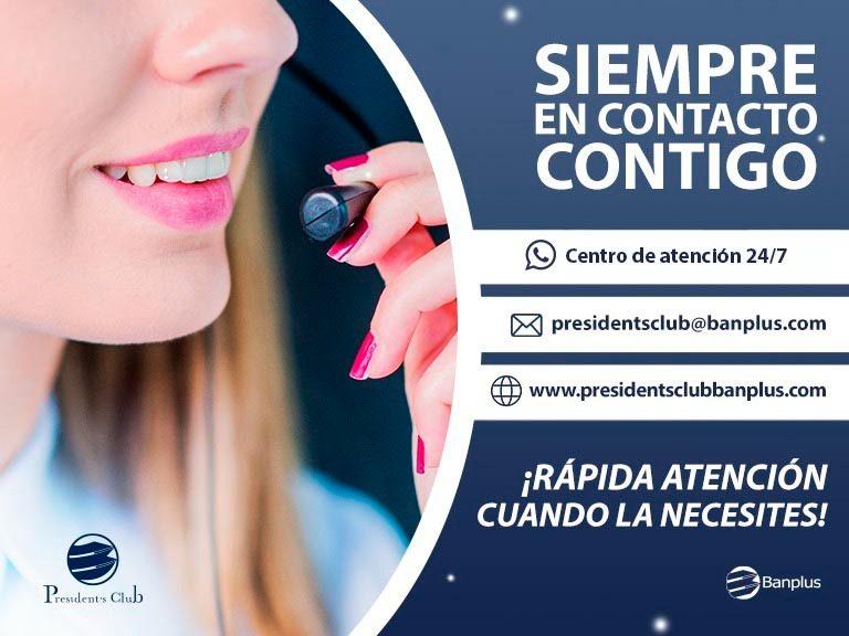Ajute Canales de Comunicacion Presidents blog 768x576 - En President's Club disfrutas de atención exclusiva las 24 horas del día