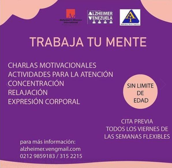 Fundacion Alzheimer Blog - Solidaridad | Impulsemos vidas a través de un clic: Fundación Alzheimer de Venezuela