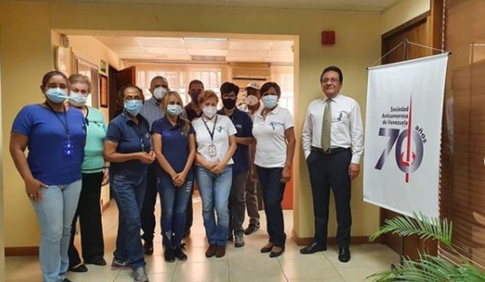 SAV Blog - Solidaridad   Impulsemos vidas a través de un clic: Sociedad Anticancerosa de Venezuela